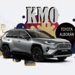 Mes de Enero, mes del KM0 en Toyota Almería.